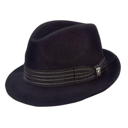 Stitch Band Fedora Hat alternate view 4