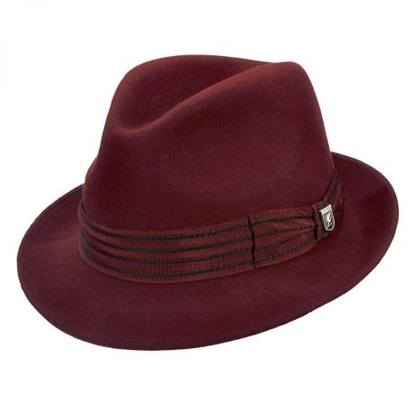 Stitch Band Fedora Hat alternate view 8