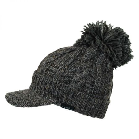 Woolrich Chunky Knit Slouch Beanie
