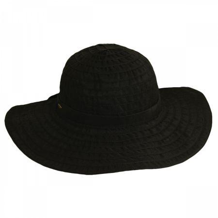 Scala Ribbon Crusher Sun Hat