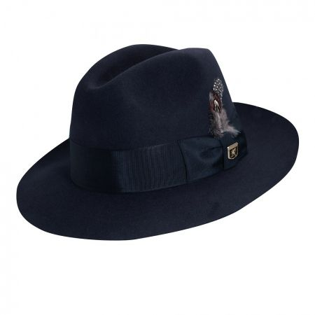Cannery Row Wool Felt Fedora Hat alternate view 4