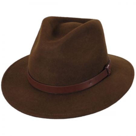 Messer Wool Felt Fedora Hat alternate view 21
