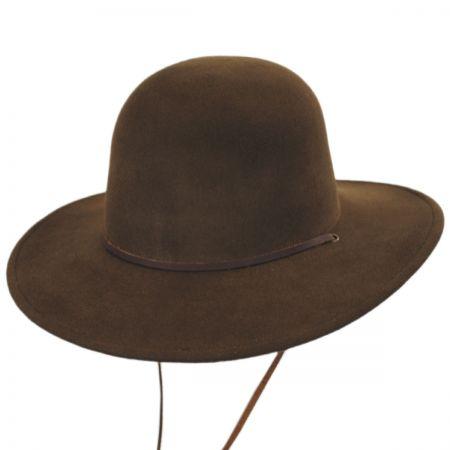 Tiller Packable Wool Felt Wide Brim Hat alternate view 36