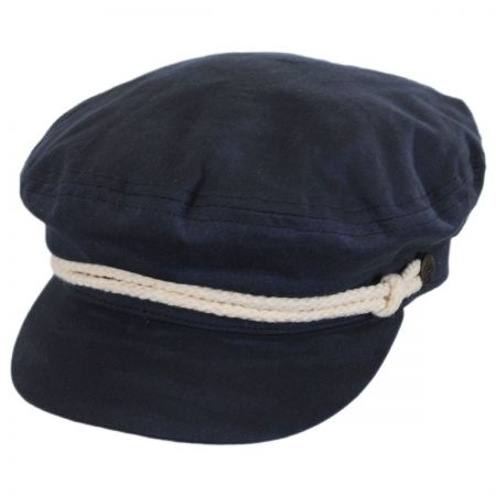 Brixton Hats Ashland Cotton Fiddler Cap