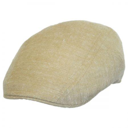 Linen and Silk Ivy Cap