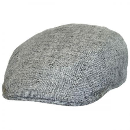 Stetson Solid Linen Ivy Cap