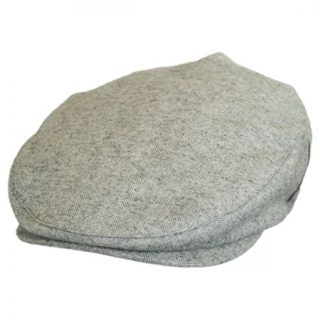 Brixton Hats Barrel Tweed Wool Blend Ivy Cap