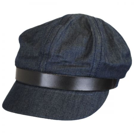 Brixton Hats Montreal Cotton Blend Baker Boy Cap