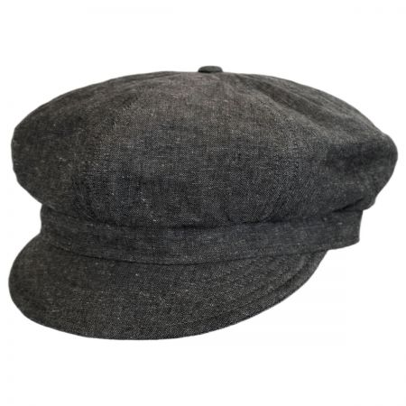 Brixton Hats Thirsty Cotton Baker Boy Cap
