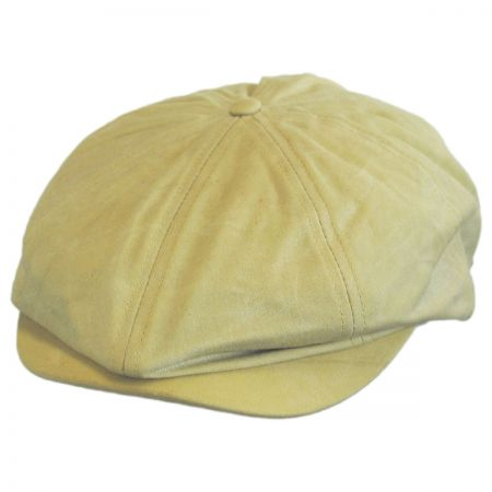 Brixton Hats Brood Cotton Newsboy Cap