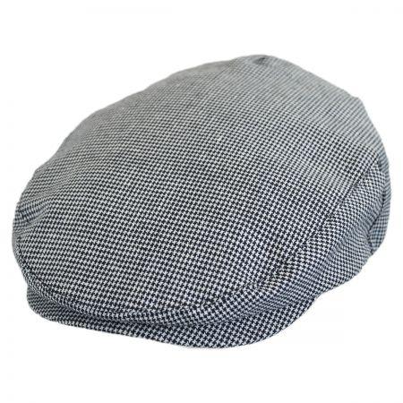 Brixton Hats Hooligan Tweed Ivy Cap