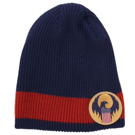 Harry Potter MACUSA Slouch Knit Beanie Hat