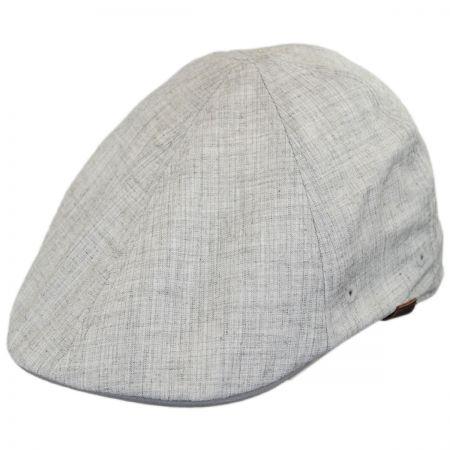 Kangol Flexfit Marl Cotton Duckbill Ivy Cap