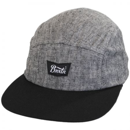 Brixton Hats Stith 5-Panel Strapback Baseball Cap