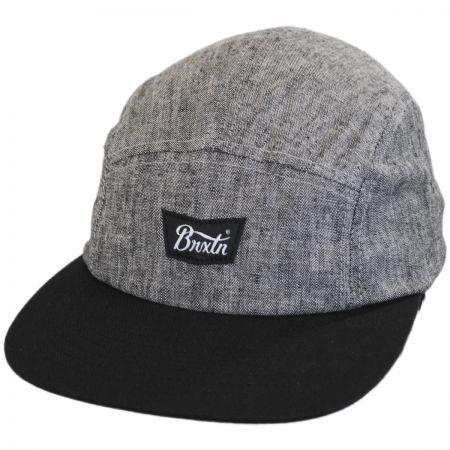 Brixton Hats Stith 5-Panel Strapback Baseball Cap