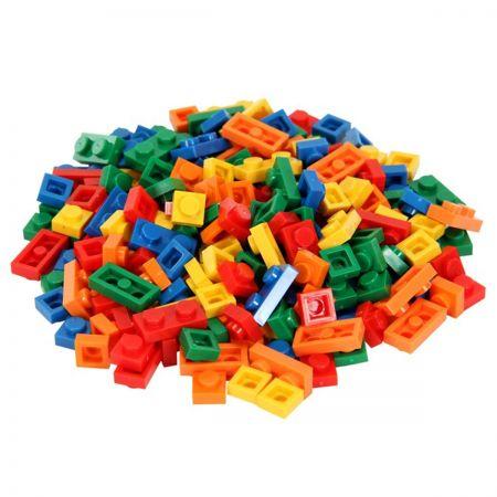 Elope Bricky Blocks Mixed 225 Pack - Multi
