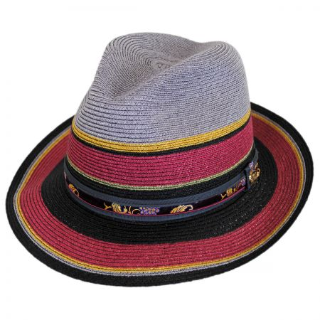 Hemp Fedora at Village Hat Shop aa22347180b