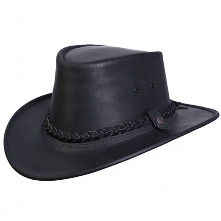 Bac Pac Traveller Smooth Leather Hat alternate view 7