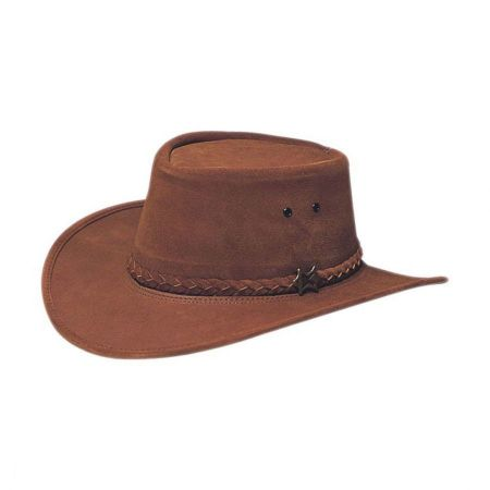 Stockman Suede Outback Hat alternate view 2