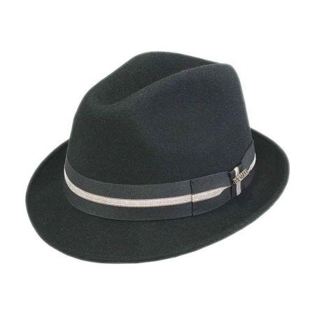 Bigalli California Stingy Brim Fedora Hat