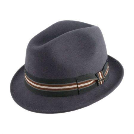 Stingy Brim Fedora at Village Hat Shop 3dfbe3519685