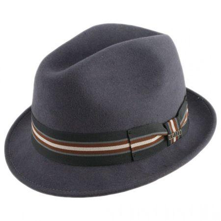 California Stingy Brim Fedora Hat alternate view 6