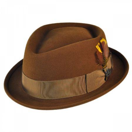 Biltmore L.A. Fur Felt Fedora Hat