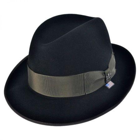 Biltmore Downtown Wool Felt Fedora Hat