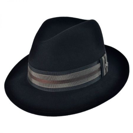 Biltmore Uptown Wool Felt Fedora Hat