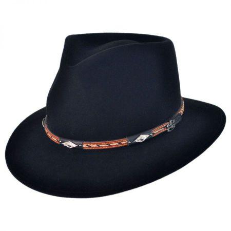 Biltmore Rainier Wool Felt Fedora Hat