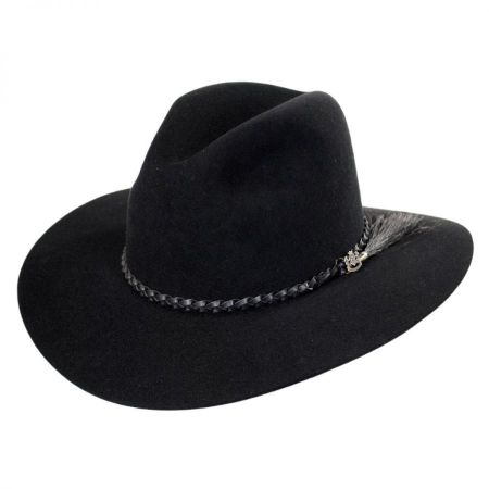 Crossroads Western Hat - Made to Order