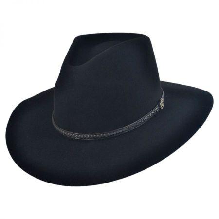 Biltmore Off Road Fur Felt Fedora Hat