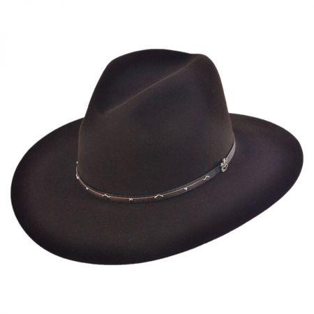 Compass Fur Felt Western Hat alternate view 6
