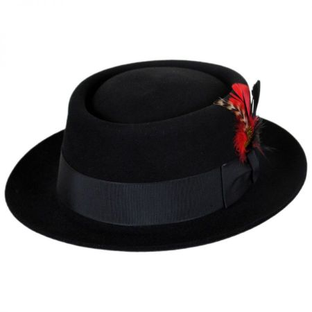Biltmore Orleans Fur Felt Pork Pie Hat