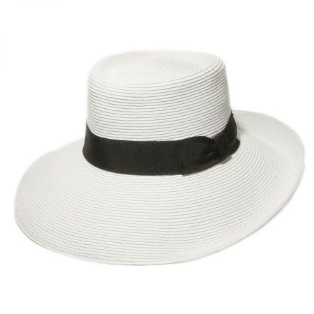 Santana Toyo Straw Plantation Hat alternate view 2
