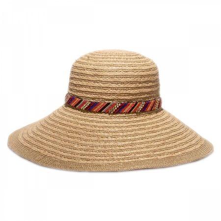 Marrakesh Raffia Straw Sun Hat alternate view 2