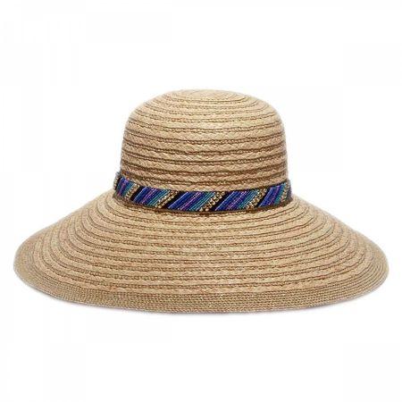Marrakesh Raffia Straw Sun Hat alternate view 1