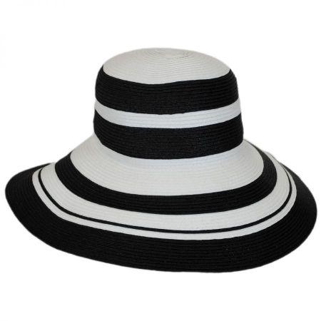 Gottex Kismet Rollable Toyo Straw Sun Hat