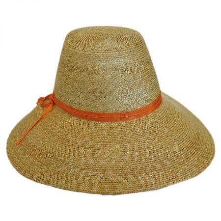 Gottex Cote D'Azur Milan Straw Sun Hat