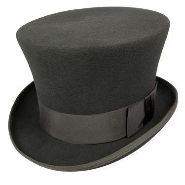 Hatcrafters Bell Crown Wool Felt Topper