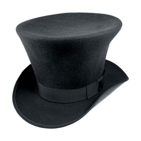 e836030872c Mad Hatter Top Hat at Village Hat Shop