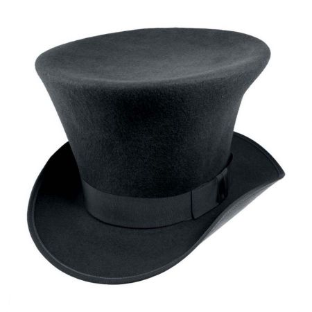 Hatcrafters Mad Hatter Top Hat - Made to Order Top Hats d2ea2156c19
