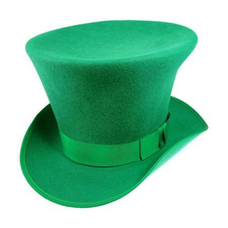 Green Felt at Village Hat Shop 3c17ceeef87