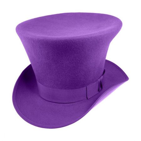 36ace301fa7 Hatcrafters Mad Hatter Top Hat - Made to Order Top Hats