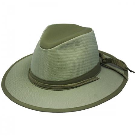 Henschel Breezer Ultralite Aussie Fedora Hat - 3X