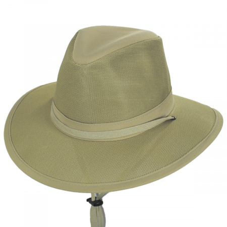 Henschel Breezer Ultralite Aussie Fedora Hat