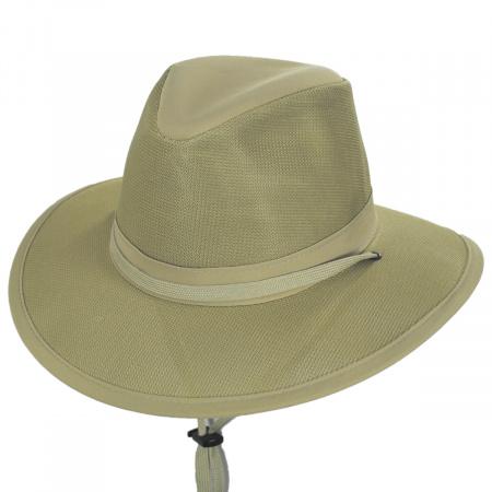 Breezer Ultralite Aussie Fedora Hat alternate view 2