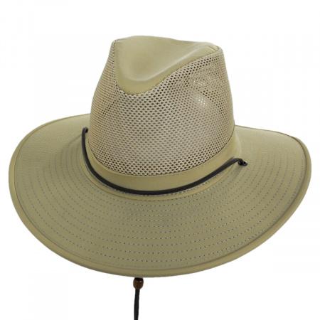 Henschel Aussie Mesh Solar Weave Hat
