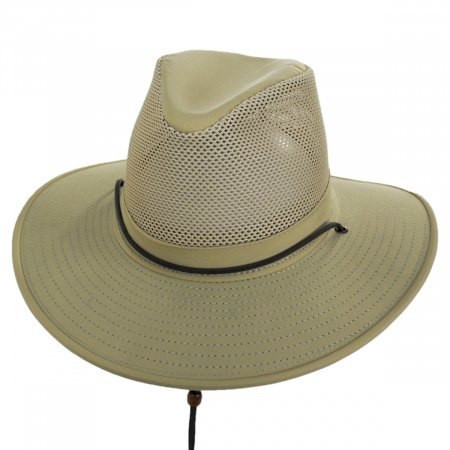 Solarweave Mesh Aussie Fedora Hat alternate view 6
