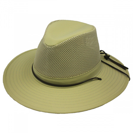 Henschel Aussie Mesh Solar Weave Sun Hat - 3XL